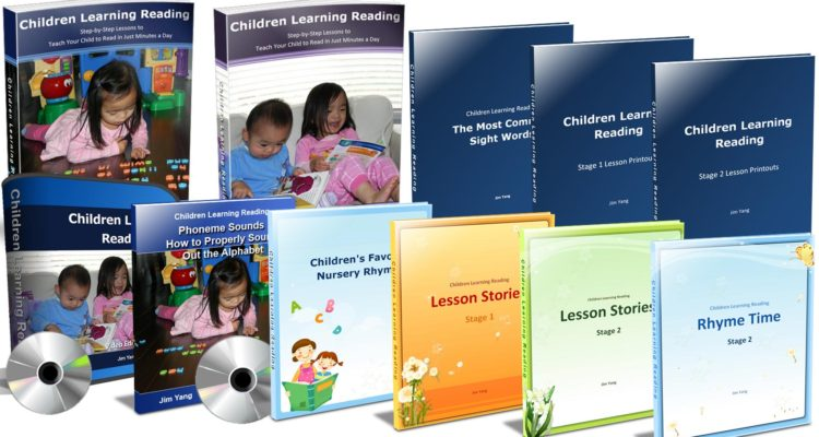 How To Teach Your Kids To Read - Children Learning Reading Program